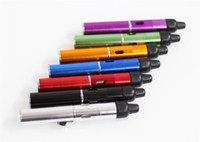 Wholesale Hot Click N Vape Sneak A Vape Sneak Smoking Metal Pipes Smoking Metal Pipes For Dry Herb Tobacco Wind Proof Torch Lighter FJ120