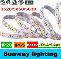 led lighting - High Birght M Led Strips Light Warm Pure White Red Green RGB Flexible M Roll Leds V outdoor Ribbon