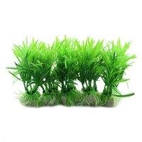 Wholesale Hot Salw Best seller Plastic Green Aquarium Fish Tank Plant Green ww May