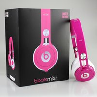beats by mixr - HOTSELL Used Beats mixr Headphones On ear Noise Cancel Headphones Headset Refurbished with seal retail box send by DHL