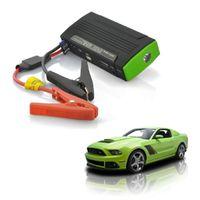 Wholesale 13500mAh Multi function Car Jump Starter Mini Portable Emergency Start Power Bank for Mobile phone Laptop External Rechargeable Battery