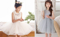 berry necklace - Amber Berry Summer Girl Dress Gauze Sundress Princess Dress With Lace Necklace T