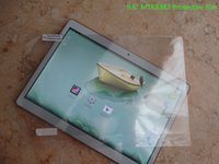 Wholesale 2000PCS Original Screen Protective Film Protector Guard for quot inch MTK8382 Android Tablet PC BH