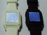 ebooks - High Quality MP4 Watch ABS Plastic MP4 Watch Player GB Mp4 Watch with ebooks photo browser By Post