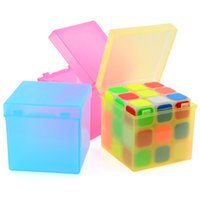 Wholesale Plastic Saving Box Outer Packing for x3x3 Random Color
