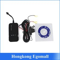 Wholesale TK110 Realtime gps Tracker GSM GPRS GPS Vehicle Tracking system Device