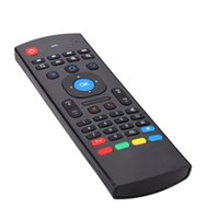 Wholesale High Quality G Remote Control Air Mouse Wireless Keyboard for MX3 Fly Mouse Android Mini PC TV Box from alisy