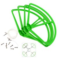 antenna settings - Set of Propeller Prop Protective Guard Bumper Protector for DJI Phantom Vision RC Helicopter