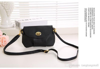 Wholesale South Korean new women bag spring new retro mini packet handbag purse shoulder bag Messenger dumplings A3