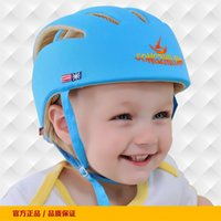 baby headguard - Baby Toddler Safety Helmet Headguard Children walker learn walk protective Hats Cap Harnesses Adjustable luxury Gift for toddler