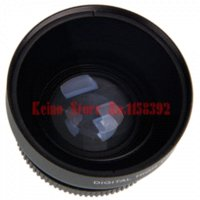 Wholesale DSLR Camera lens x fisheye wide angle macro filter mm for AF S mm d3100 d3200 d3300 d5100 d5200 d5300 d7000 d7100 d90