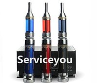 Cheap New vapor Ludovico Kit mechanical mod ecig e cigs ecigarette Mods Vaporizer kits with 18650 battery and Atomizer with Gift Box