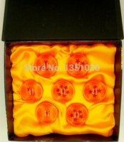 Wholesale DragonBall Stars Crystal Ball In Box Set of Dragon Balls Complete set