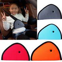 Wholesale Wavors Children Car Safety Cover Strap Adjuster Pad Harness Seat Belt Clip Pads