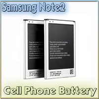 Wholesale Hot Sale N7100 Battery Galaxy Note Batteries For Samsung Galaxy Note N7100 High Quality