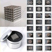 magnetic suspension - 216 x mm Magic Magnet Magnetic DIY Balls Sphere Neodymium Cube