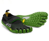 Wholesale Men s Outdoor Fitness Hiking Shoes Five Fingers Rock Climbing Flats Man Athletic Sports Shoes size High Quality
