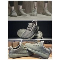 Cheap 2016 Purchase Yeezy Boost 350 moonrock Running Shoes Kanye West Yeezy 350 Boost Moon Rock Sneakers Fashion Footwear Yeezy Moonrock top sale