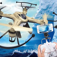 4ch - JJRC H9W Wifi Real time Video FPV RC Quadcopter G CH axis Gyro Drone with HD Camera Remote Control Helicoptero