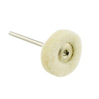 Wholesale Wool Materal Wool Polishing Buffing Wheels Brushes Burs For Rotary Tools