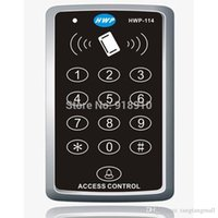 Wholesale RFID tag NEW RFID Proximity Door Access Control System RFID EM Keypad Access Control A5