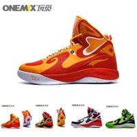 beijing cream - 2016 Onemix Men Top Quality Beijing Opera Facial Masks Basketball Shoes Anti collision Technology Sneakers zapatos de baloncesto