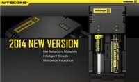 Wholesale Genuine Nitecore I2 Universal Charger for Battery E Cig in Muliti Function Intellicharger Rechargeable
