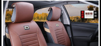purple car seat covers - New arrival Hot sale Car seat cushion Four seasons general leather upholstery auto supplies Safety car seat cover