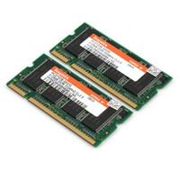 Wholesale 2Pcs PC2700S MB Hynix DDR Mhz pin DDR Sodimm Laptop Memory Drop Shipping