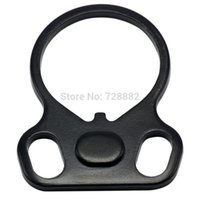 ar accessories - Hunting AR End Plate Oval Dual Loop Sling Adapter Right Left Handed Mount Hunting Gun Accessories