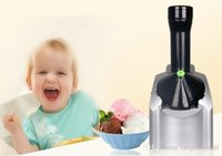 Wholesale Household Fruit Ice Cream Machine Ice Cream Magic Fruit Electric Ice Cream Maker Banana Snow Machine Kitchen Small Appliances A3