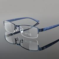 prescription eyeglasses - Metal Frame Glasses frame eyeglasses frames men eye glasses myopia spectacle frames prescription glasses women eyeglasses brand optical man