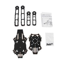 Wholesale Q330 mm Wheelbase Mini Aircraft Quadcopter Frame Kit For FPV Black