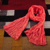 Wholesale Fashion Spain Desigual Scarf Women Colorful Cotton And Linen Fold Long Shawl Scarves Loop Infinity Scarves