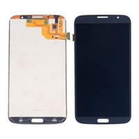 Cheap For Samsung LCD Assembly Display Best LCD Screen Panels For Mega 6.3 i9200 LCD Touch Screen Touch Screen Digitizer