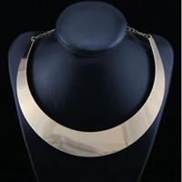 big chunky necklaces wholesale - 2015 Fashion series alloy statement necklace big necklace chunky necklace SN