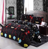 Cheap Skeleton Bedding sets Best Skull Bedding sets