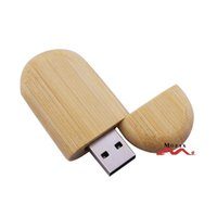 bamboo producers - 2GB Good Quality Memory Stick Gift USB Drive Pendrive Disk Full Capacity Bamboo Style Factory Producer