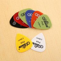 Wholesale Bass Guitar Picks Alice Multi Smooth ABS Custom Acoustic Electric Guitarra Plectrums Accessories Musical Instrument