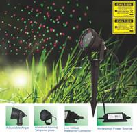 Wholesale Outdoor IP44 waterproof elf Laser light elf christmas lights outdoor laser projector red green moving firefly twinkle light projector