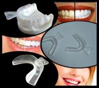 Wholesale 3000Pcs Top Quality Teeth Whitening Dentures Thermoplastic Boil Bite Mouth Trays Teeth Braces Mouth Guards MY301