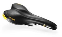 Wholesale Brand New Velo Plush VL Saddle for MTB Road Bike Strip shaped Black D Seat Cushion