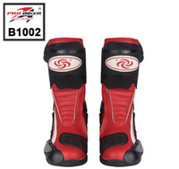 Wholesale Motorcycle Boots SPEED BIKERS Racing shoes Motocross Boots Motorbike Protector