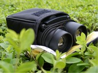 Wholesale New Wide angle DH LLL Night Vision x60 Zoom Optical military Binocular Telescope m m Compact Travel Bird Watching Binoculars