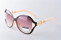 Wholesale Hot snap button sunglasses jewelry fashion colors ginger snaps sun glasses DIY jewelry womens Big Frame Sunglass