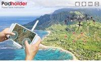 airplane banks - Walkera Padholder Walkera Tablet Pad Holder Power bank for Scout X4 Tali H500 Voyager Base Ground Station order lt no track