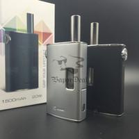 joyetech - Authentic Joyetech eGrip E Cigarette Kit mAh Variable Wattage W W Box Mod With Joyetech CS Atomizer Adjustable Airflow