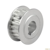 Wholesale 8 mm pitch aluminum alloy HTD M pulleys