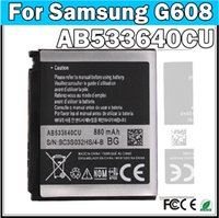 alias - AB533640CU Battery for samsung S8300 ULTRA TOCCO B3210 Alias u750 G600 G608 S3600 F330