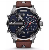 bell - DZ Luxury Brand Watch for Men Quartz Steel D Wristwatch Military Z Watches Bell Horloges Relojes Deportivos Para Hombres